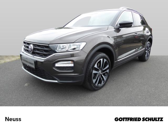 Volkswagen T-Roc 1.6TDI NAVI ASSISTENTEN SHZ 2KLIMA BL ACC IQ.DRIVE, Jahr 2019, Diesel