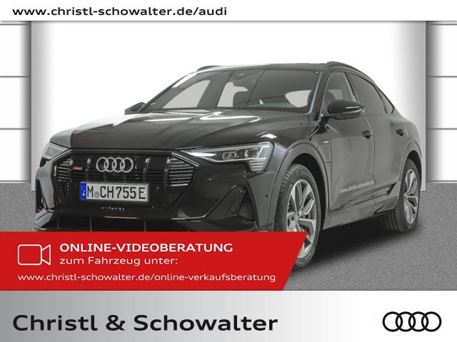 Audi e-tron Sportback S line quattro Luftfed. AHK Pano, Jahr 2020, Elektro