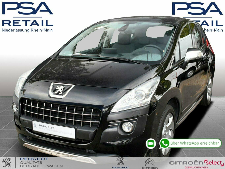 Peugeot 3008 155 THP Allure *NAVI*LEDER*XENON*, Jahr 2014, Benzin