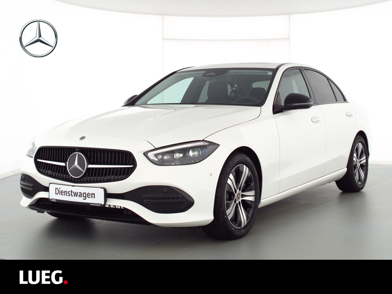 Mercedes-Benz C 200 4M AVANTGARDE+DIG.LIGHT+360°+SHD+BURMESTER, Jahr 2021, Benzin