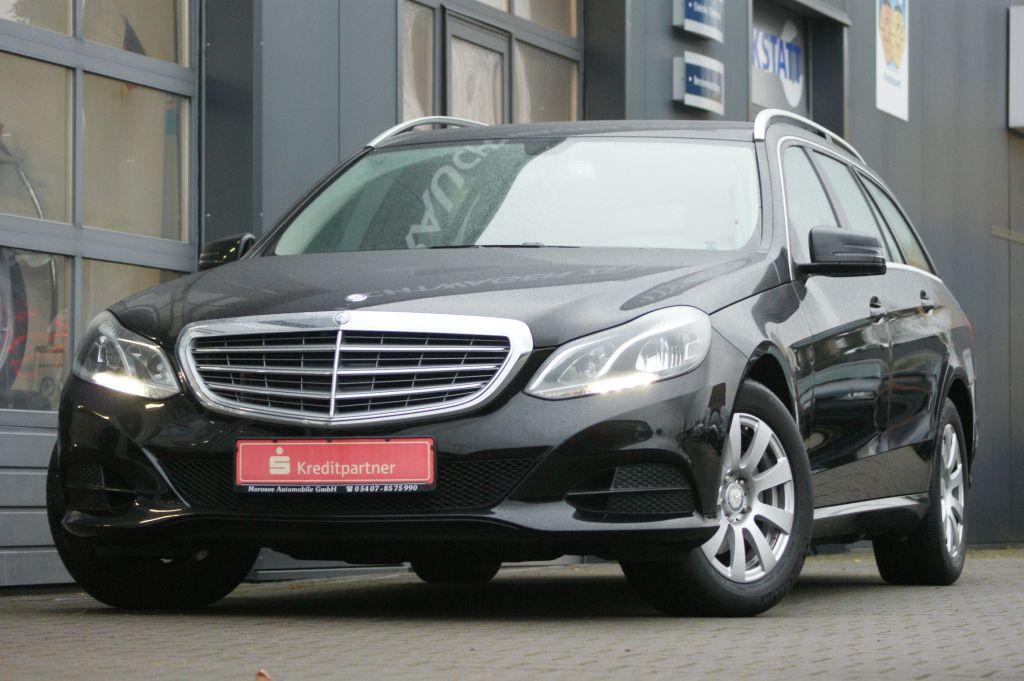Mercedes-Benz E 200 T CDI Standheizung el.SD COMAND 7 Sitze, Jahr 2014, Diesel