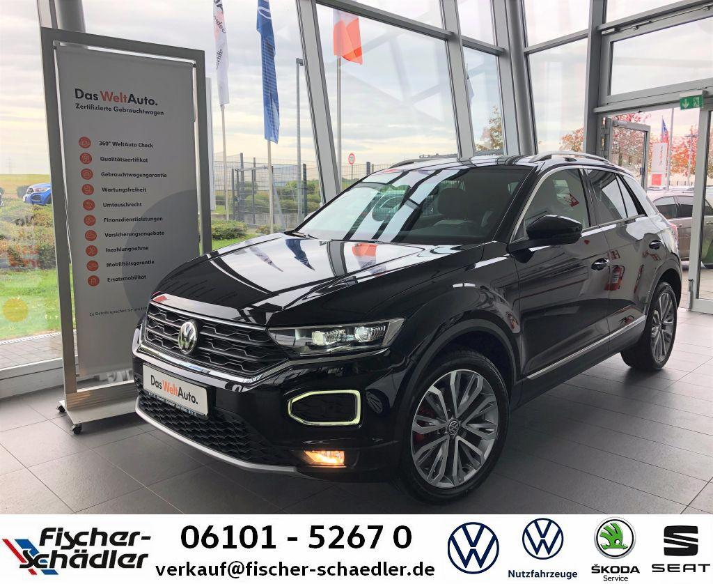 Volkswagen T-ROC Sport 1.5TSI*DSG*Navi*LED*AssistenzP.*18'', Jahr 2019, Benzin