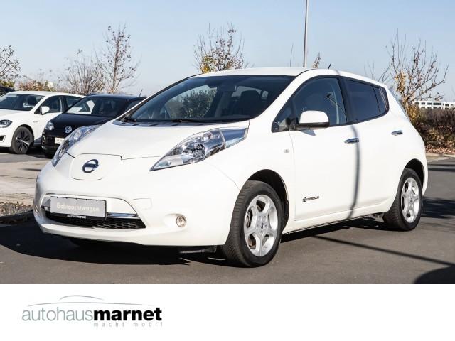 Nissan Leaf Acenta Automatik Klima Einparkhilfe, Jahr 2014, Elektro