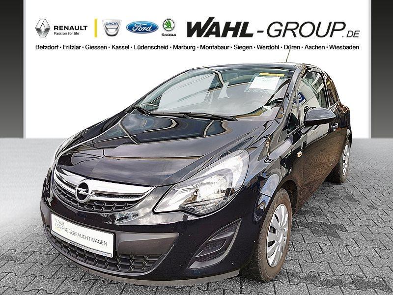 Opel Corsa D Selection CD MP3 KLIMA ABS ESP SERVO, Jahr 2013, Benzin