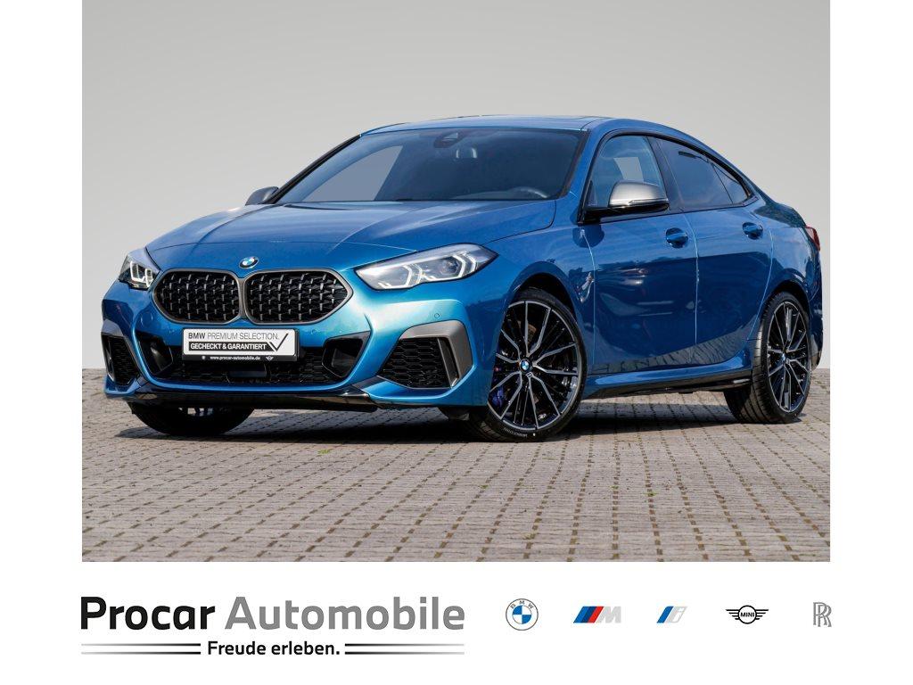 BMW M235i xDrive 19 DAB DA PA PANO H/K M SITZE HUD, Jahr 2020, Benzin