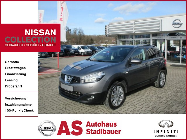 Nissan Qashqai Tekna 1.6 dCi DPF (J10) - Leder, Xenon..., Jahr 2014, Diesel