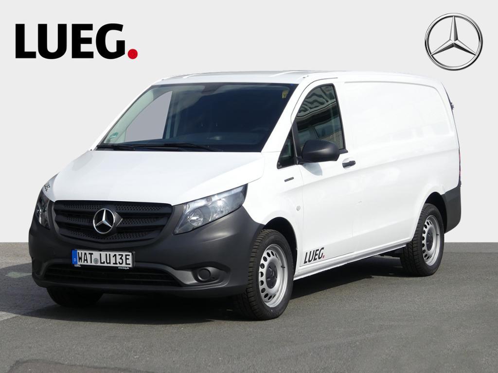 Mercedes-Benz e Vito 111 KA/L Kastenwagen lang, Jahr 2019, Elektro