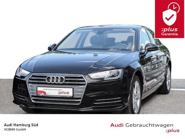 Audi A4 2.0 TFSI sport S tronic NAVI/XENON/SITZHZG/APS, Jahr 2018, Benzin