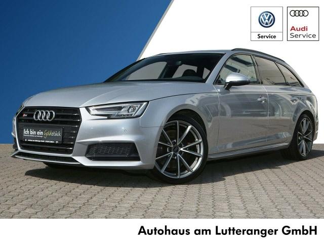Audi S4 Avant 3.0 TFSI quattro, Jahr 2017, Benzin