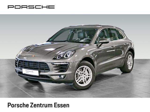 Porsche Macan S Diesel / Panoramadach Bose Rückfahrkamera, Jahr 2015, Diesel