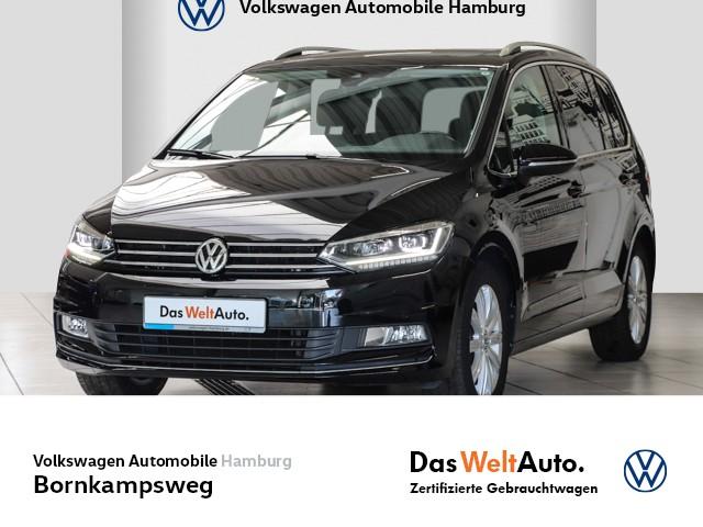 Volkswagen Touran 1,4 TSI Highline DSG NAVI/KLIMA/PDC, Jahr 2017, Benzin