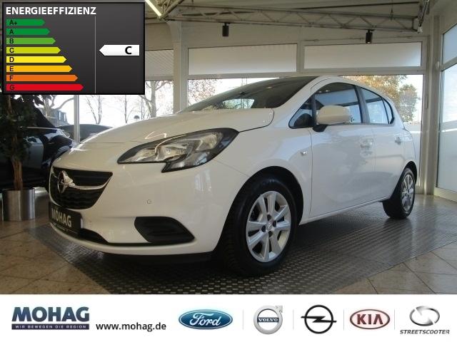 Opel Corsa E Edition 1.4l *Klima*SHZ*Parkpilot -EU6d-T-, Jahr 2019, Benzin