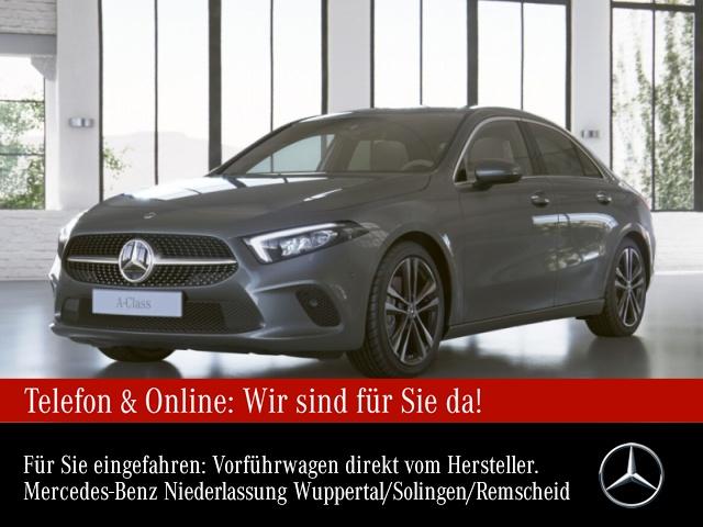 Mercedes-Benz A 180 Progressive LED Kamera Spurhalt-Ass PTS Temp, Jahr 2020, Benzin