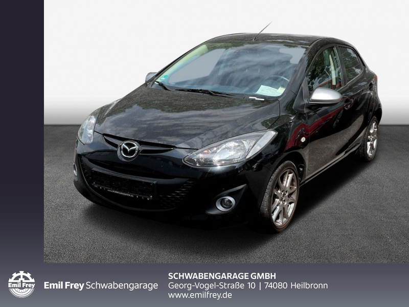 Mazda 2 1.3 MZR Sendo, Jahr 2014, Benzin