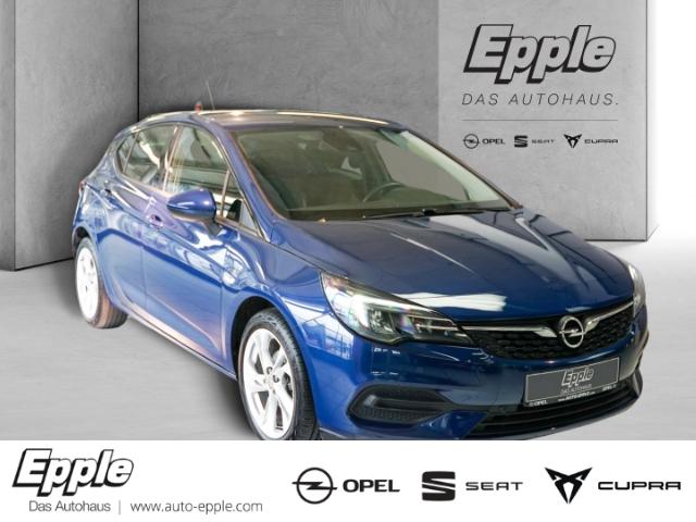 Opel Astra K GS Line Start Stop 1.2 Turbo EU6d LED Rückfahrkam. PDCv+h LED-Tagfahrlicht Beheizb. Frontsch., Jahr 2019, Benzin