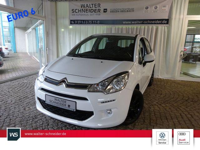Citroën C3 1.0 VTI PureTech Klima Alu PDC Bluetooth, Jahr 2015, Benzin