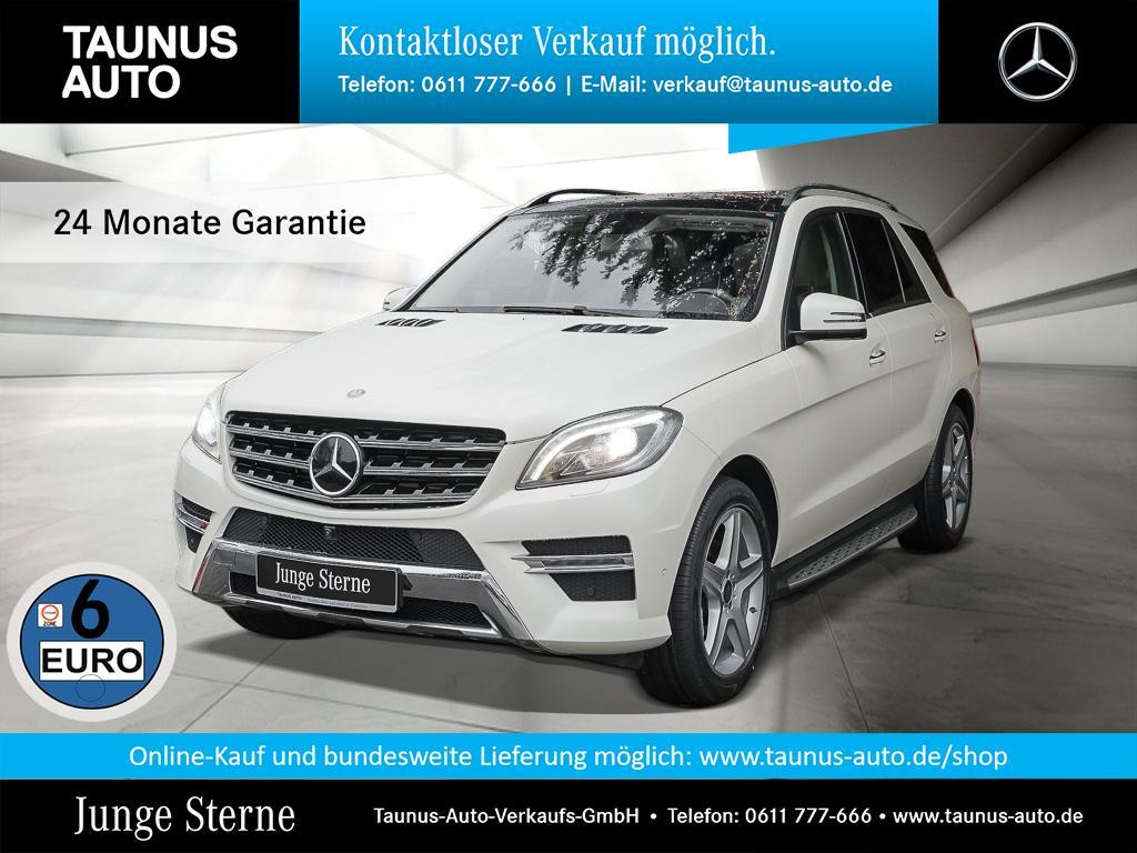 Mercedes-Benz ML 350 BT AMG-LINE COMAND PANO STH. SITZKLIMA, Jahr 2015, Diesel