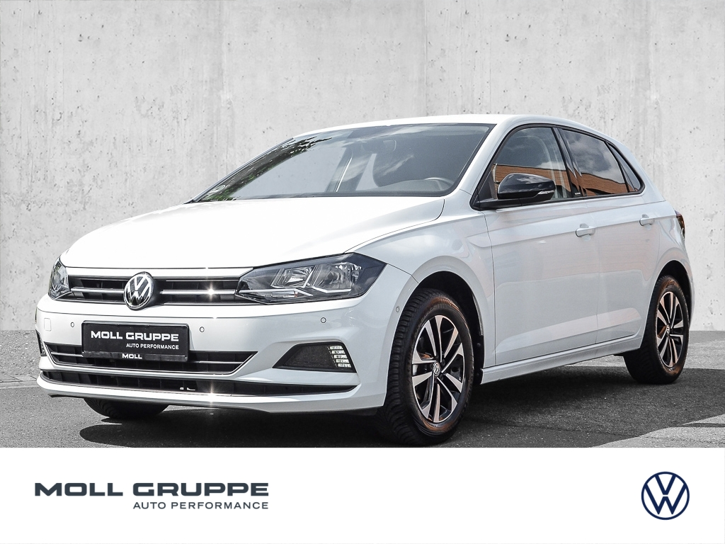 Volkswagen Polo 1.0 IQ.DRIVE ALU PDC, Jahr 2019, Benzin