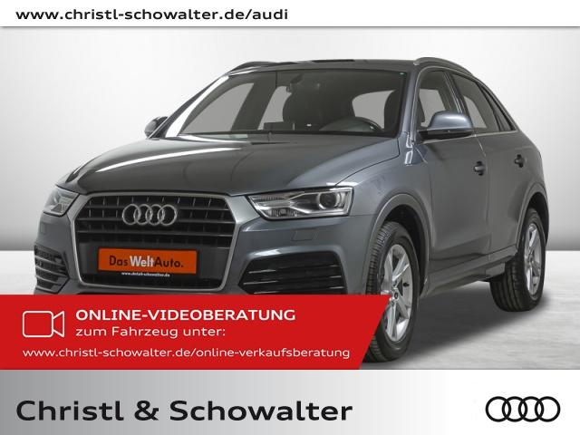 Audi Q3 sport 2.0 TDI Navi PDC Bluetooth Xenon, Jahr 2018, Diesel