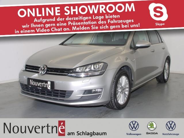 Volkswagen Golf VII 1.4 TSI Cup + Navi + Xenon +, Jahr 2014, Benzin