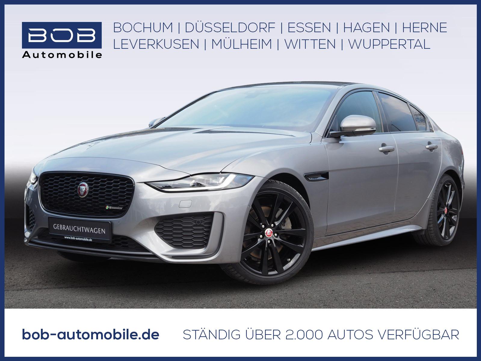 Jaguar XE finanzieren
