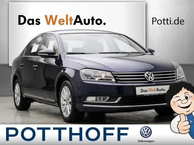 Volkswagen Passat DSG 2.0 TDI BMT Comfortline Navi Winterpa, Jahr 2012, diesel