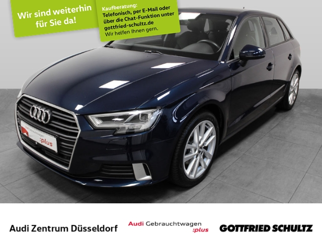 Audi A3 Sportback Sport 1.6 TDI 6-Gang, Jahr 2018, Diesel