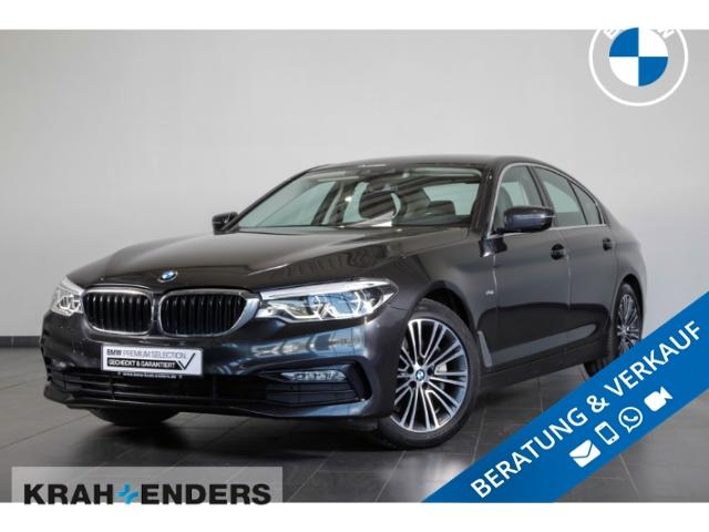 BMW 530 d xDrive Sport Line+LED+AHK+Navi+PDC+SHZ, Jahr 2018, Diesel