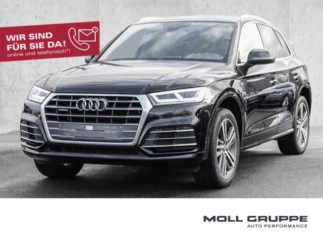 Audi Q5 2.0 TDI quattro S tronic S line sport, Jahr 2017, Diesel