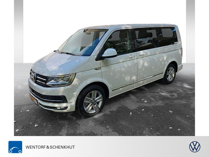 Volkswagen Multivan 2.0 TDI LED Media Plus Standheizung DCC, Jahr 2016, Diesel