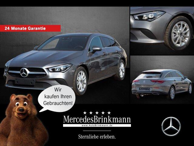 Mercedes-Benz CLA 250 T SB PROGRESSIVE/PANO/MBUX/NAVI/LED/KAMERA, Jahr 2020, Benzin