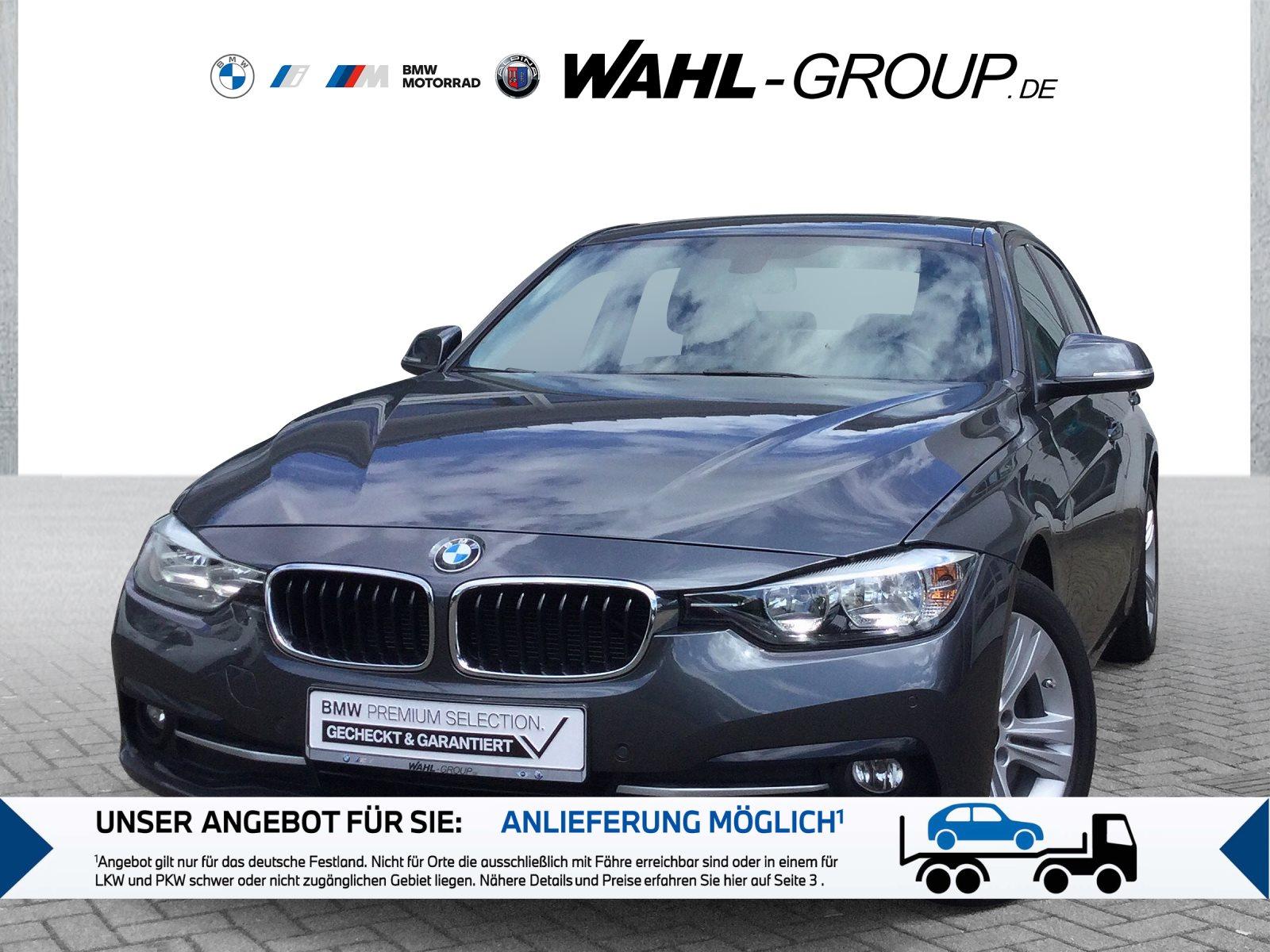 BMW 318i Sport Line Navi Business Komfortzugang USB, Jahr 2016, Benzin