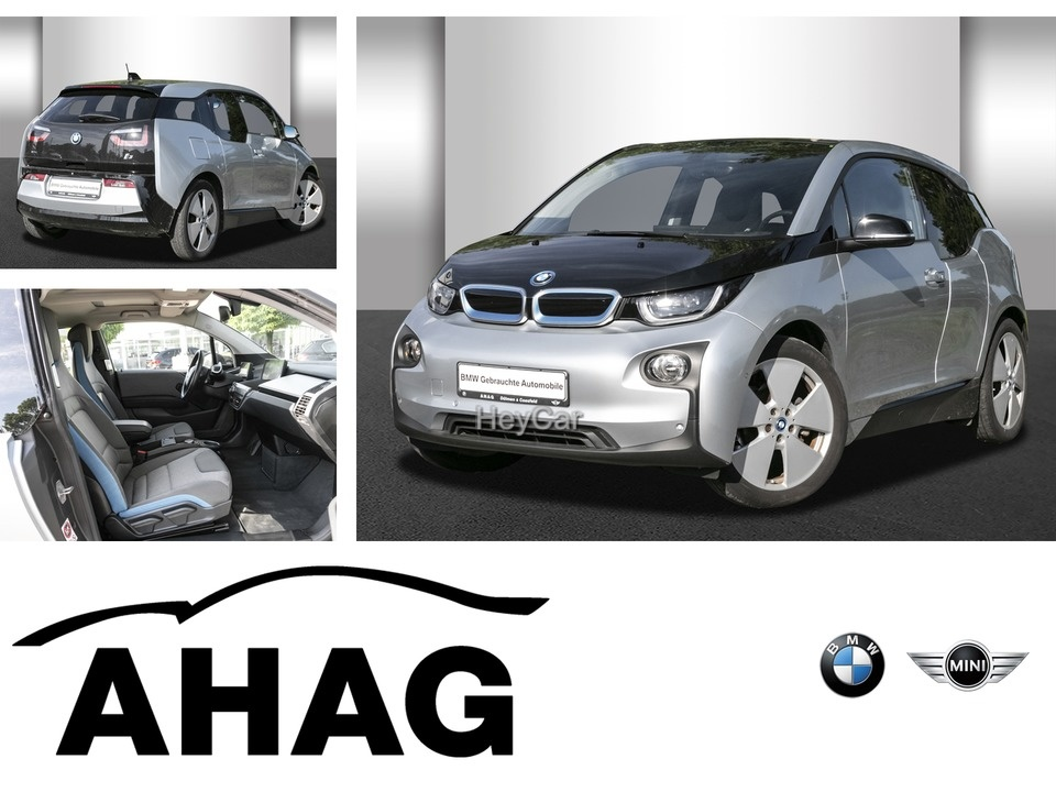 BMW i3 60Ah - Navi Prof. Klimaaut. Komfortzugang, Jahr 2015, Elektro