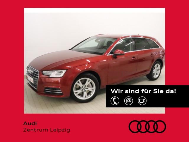 Audi A4 Avant 2.0 TDI sport *Navigation*SHZ*PDC*, Jahr 2018, Diesel