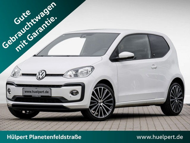Volkswagen up! 1.0 move up! ALU17 GRA PDC SHZ WINTER PACK, Jahr 2018, Benzin