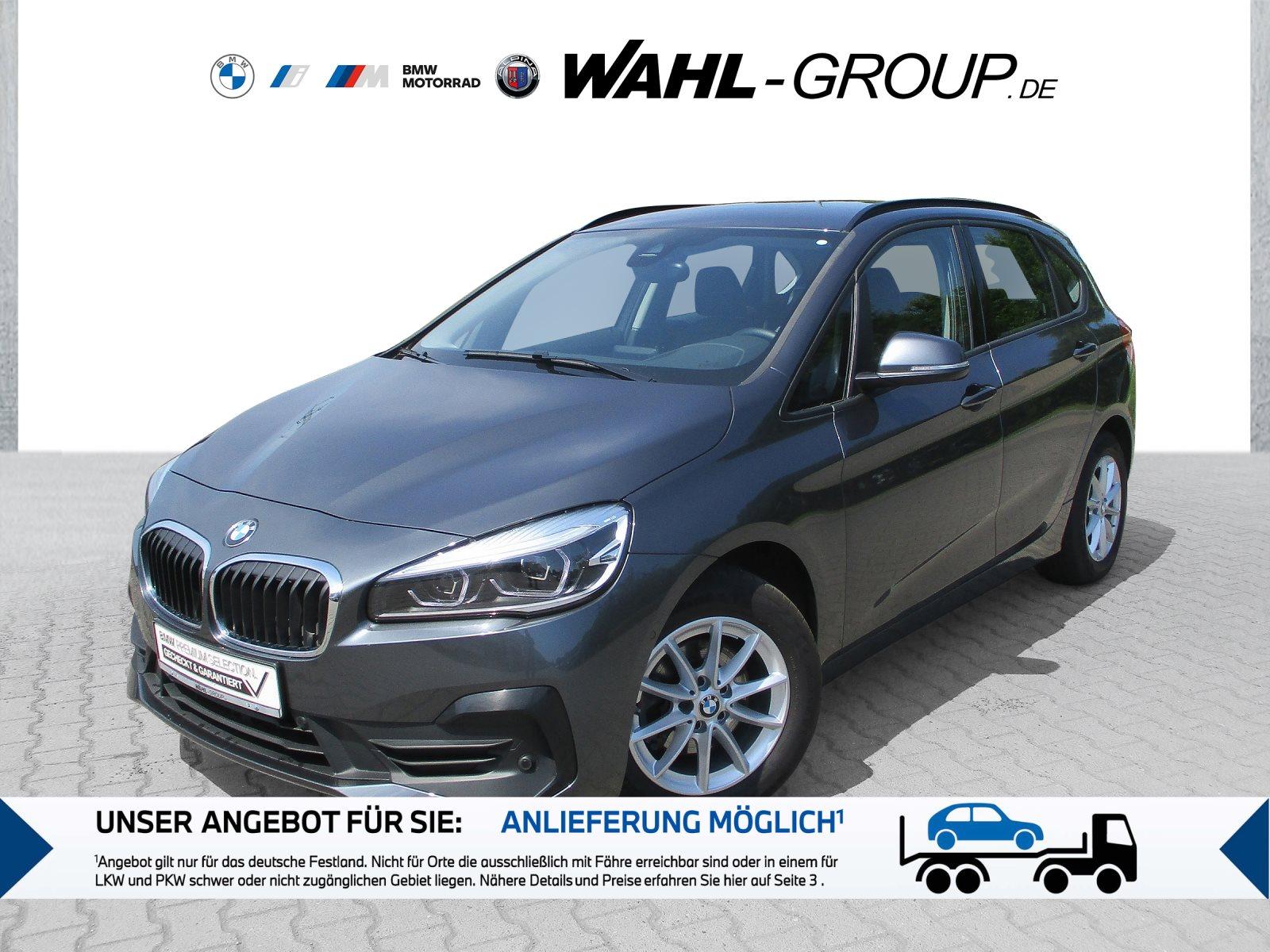 BMW 216d Active Tourer Advantage LED Navi Tempomat, Jahr 2020, Diesel