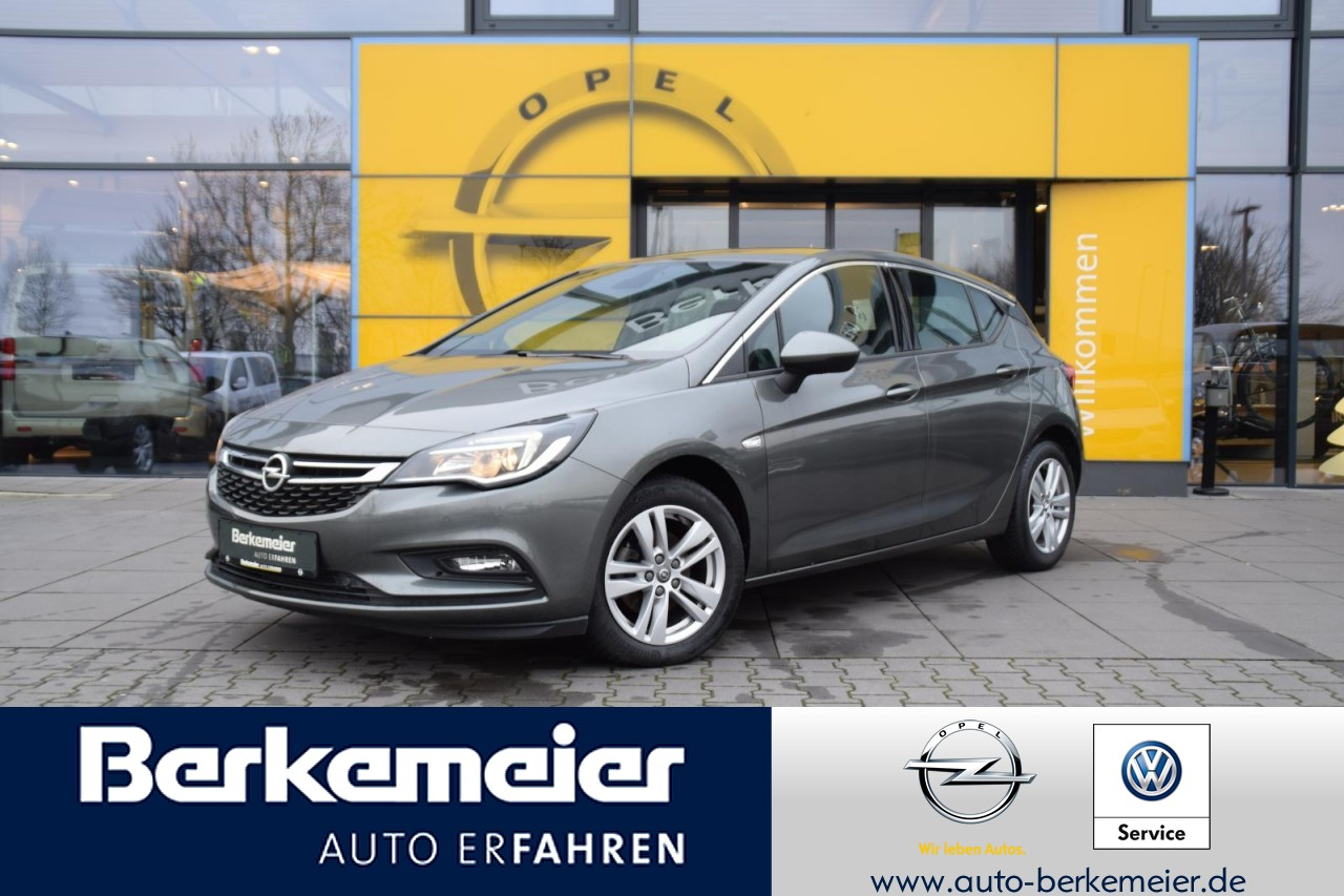Opel Astra Dynamic 1.4 Automatik/Navi/Sitzheiz/Parkpilot, Jahr 2019, Benzin