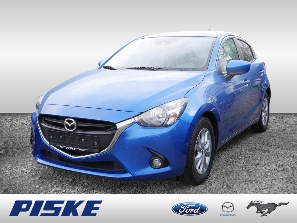 Mazda 2 SKYACTIV-G 90 Exclusive-Line, Jahr 2016, Benzin