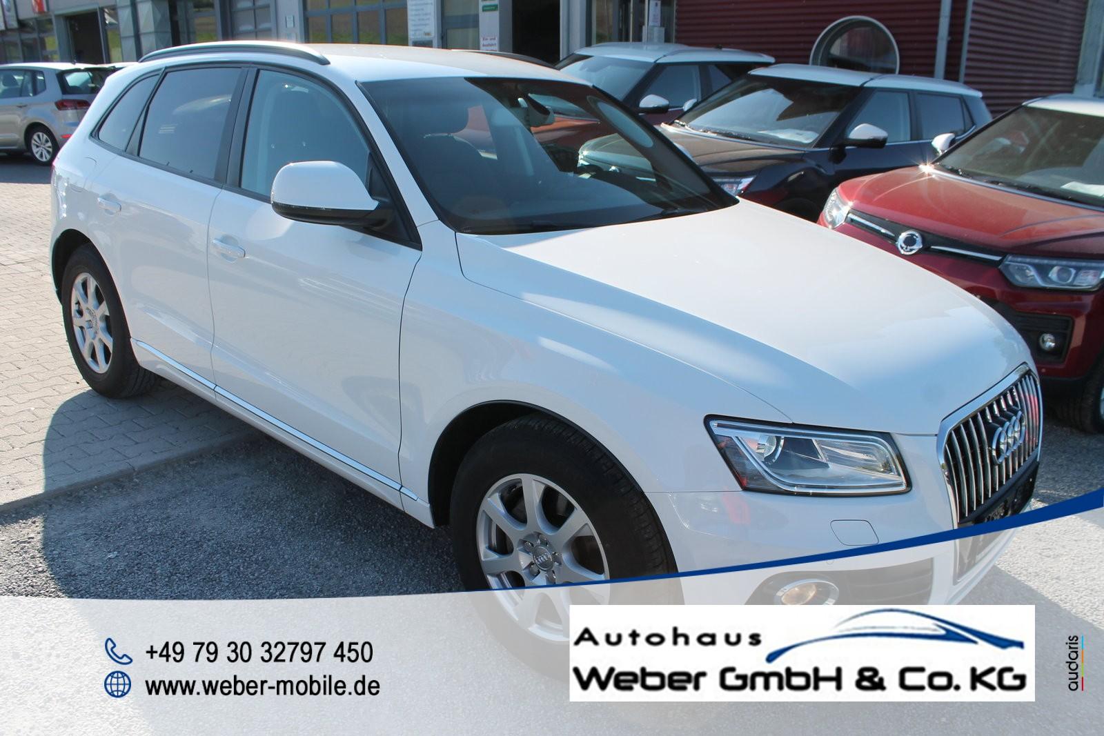 Audi Q5 2.0 TDI *Einparkhilfe*AHK*Navi*SHZ*Tempomat*Dachreling*, Jahr 2014, Diesel