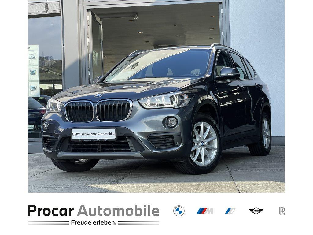 BMW X1 xDrive20i Navi LED Aut.17 LM Memory Sitze Shz, Jahr 2016, Benzin