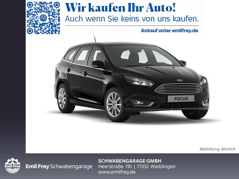 Ford Focus Turnier 1.0 EcoB Titanium *Xenon/ParkAssi*, Jahr 2015, Benzin