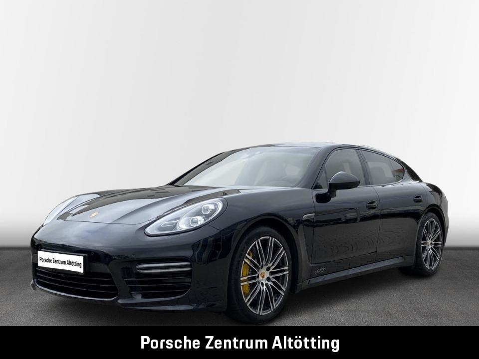Porsche Panamera GTS | LED PDLS PLUS |, Jahr 2015, Benzin