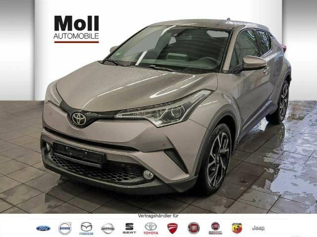 Toyota C-HR 1.2 Turbo Team Deutschland Navi ACC PDC v.+, Jahr 2019, Benzin