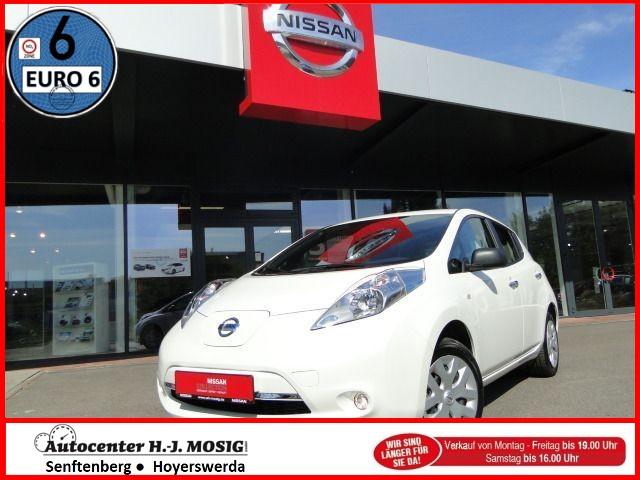 Nissan Leaf ZE0 Visia / 24kWh-Batterie mit Herstellergarantie, Jahr 2015, Elektro