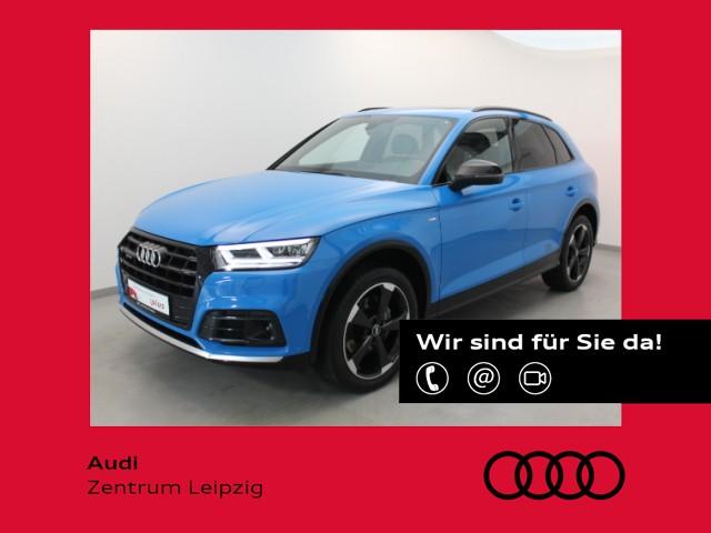 Audi Q5 40 TDI quattro sport *S line*Pano*, Jahr 2019, Diesel