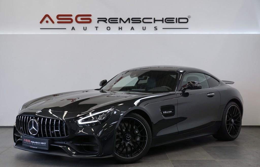 Mercedes-Benz AMG GT Coupe *Aerodynamik Kit *Sport-AbGas *Dist, Jahr 2019, Benzin
