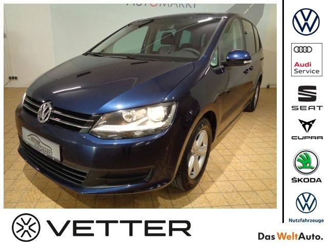 Volkswagen Sharan 2.0l TDI Trendline BMT KLIMA NAVI ALU, Jahr 2013, Diesel