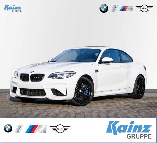BMW M2 Coupe DKG M-Performance AbGasanlage/ DAB/Navi. Prof, Jahr 2017, Benzin