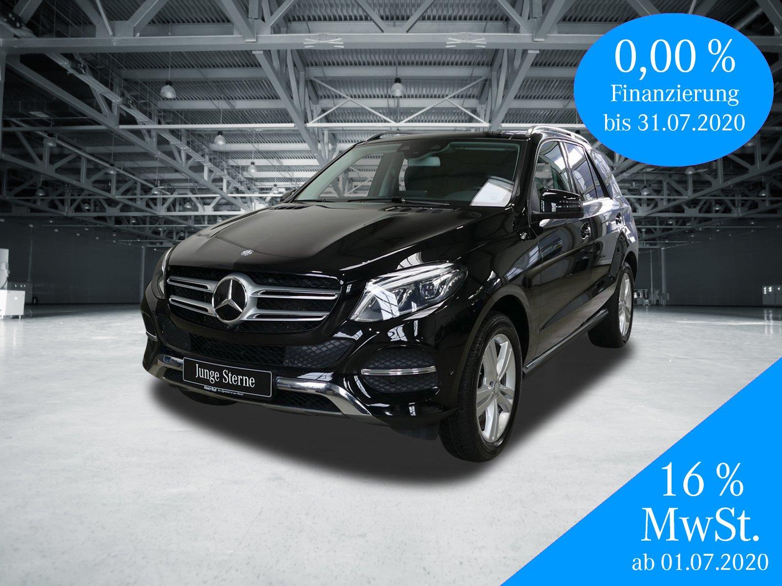 Mercedes-Benz GLE 500 Airmatic+AHK+Distronic+Pano+Massage+LED, Jahr 2016, Benzin