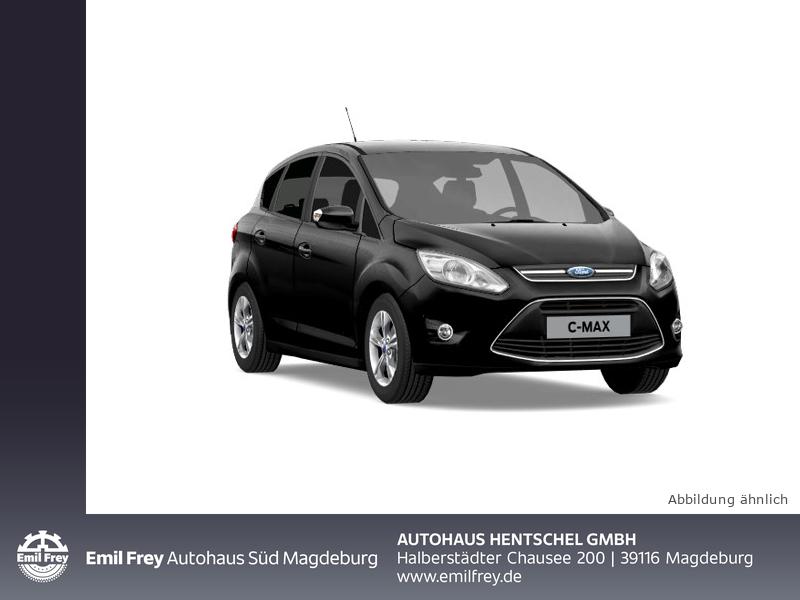 Ford C-Max 1.0 EcoBoost Start-Stopp-System Trend, Jahr 2012, Benzin